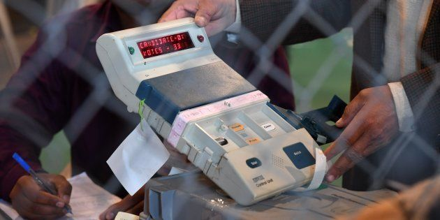 SC Issues Notice To Election Commission Over EVMs Tampering