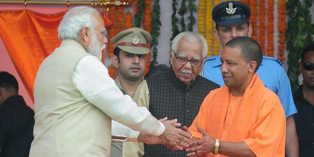 India Questions New York Times' Editorial Criticising Yogi Adityanath Becoming