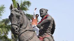 Proposed Shivaji Statue In Mumbai To Grow Taller To Beat The Buddha In