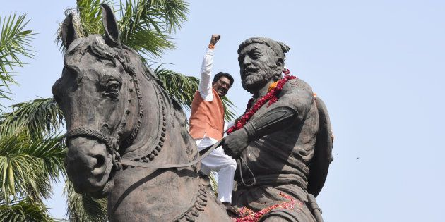 Proposed Shivaji Statue In Mumbai To Grow Taller To Beat The Buddha In