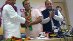 Delhi AAP MLA Ved Prakash Joins BJP Ahead Of Civic