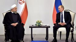 Russia And Iran's Growing Cooperation Hints At A New Middle