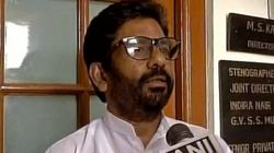 Air India Cancels Shiv Sena MP Ravindra Gaikwad's Flight Ticket Yet