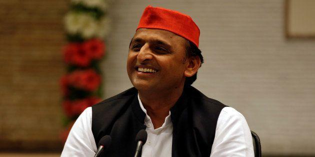 Akhilesh Yadav Elected As SP Legislature Party