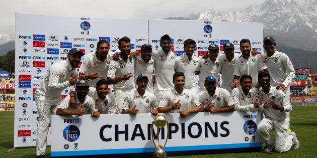 Why I Will Not Celebrate India's Test Series Win Against