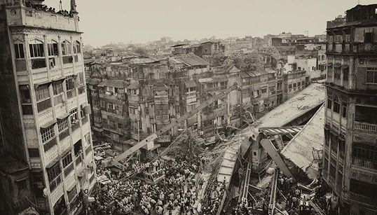Photoblog: Kolkata's Flyover Collapse Haunts Me To This