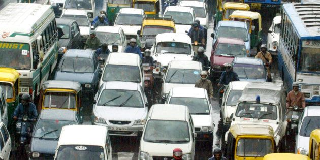 SC Bans Sale, Registration Of BS-IV Emission Non-Compliant