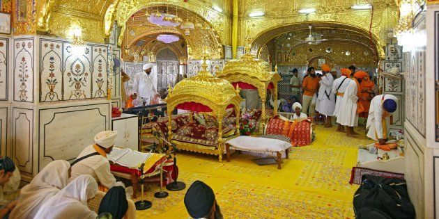 Man Arrested For Attacking Woman Inside Gurudwara In