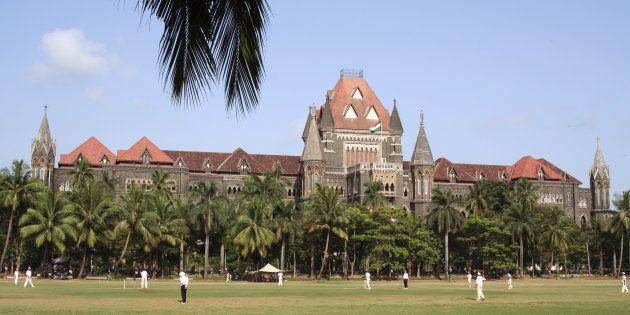 Mumbai High Court near the southern end of the city of
