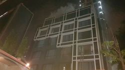 Two Killed, Six Injured In Fire At Kolkata's Golden Parkk