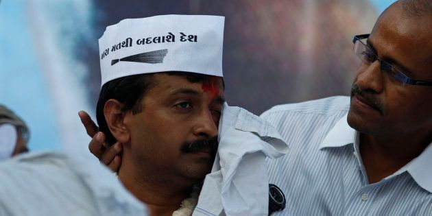AAP Must Pay ₹97 Cr For Government Ads Featuring Arvind Kejriwal, Says LG Anil