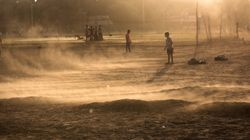 A Town In Maharashtra Allegedly Recorded 46.5°C Yesterday, But Met Officials Are