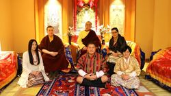 A Tibetan Buddhist Lama Gave Up Monkhood To Marry His Friend Of 19