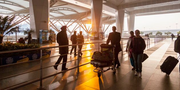 Stamping, Tagging Of Hand Baggage To End From 1 April At Seven Major