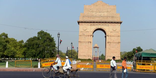 Delhi Experiences The Hottest Day Of March Since