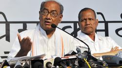 Shame On You And On Your Hunger For Power, Digvijaya Singh Hits Back At Manohar