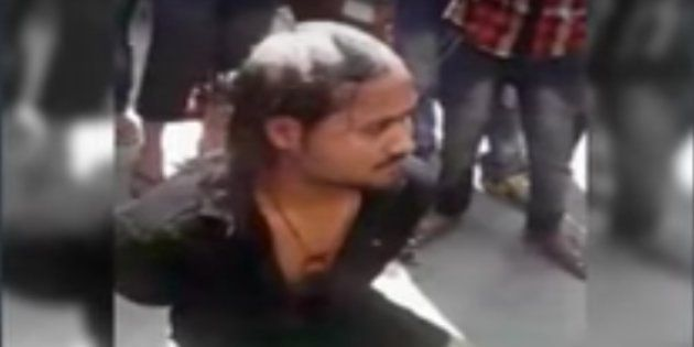 Police Watched As Anti-Romeo Squad Allegedly Shaved Man's Head In UP's