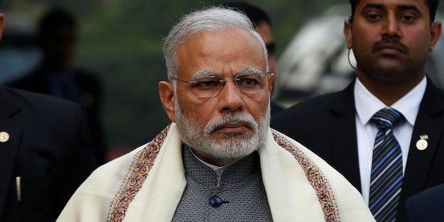 Prime Minister Modi Sacks MHA Bureaucrat Allegedly For