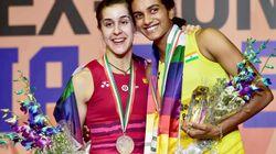 PV Sindhu Beats Carolina Marin To Win Maiden India Open Super Series