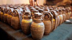 Soldier Arrested With Two Grenades At Srinagar