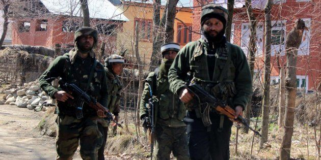 Suspected Militants Attack CRPF Convoy In Jammu And Kashmir, One Dead, Five