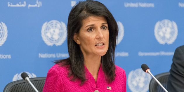 MEA Reacts To Nikki Haley's Offer, Says India's Stand On Bilateral Talks With Pakistan Remains