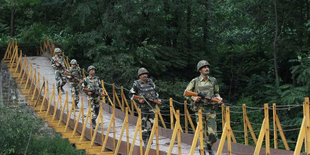Pak Violates Ceasefire In J&K's Poonch, Fourth Incident In Less Than 48 Hours Along