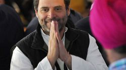 Rahul Gandhi Says UP Farm Loan Waiver Is A Partial Relief, But A Step In The Right