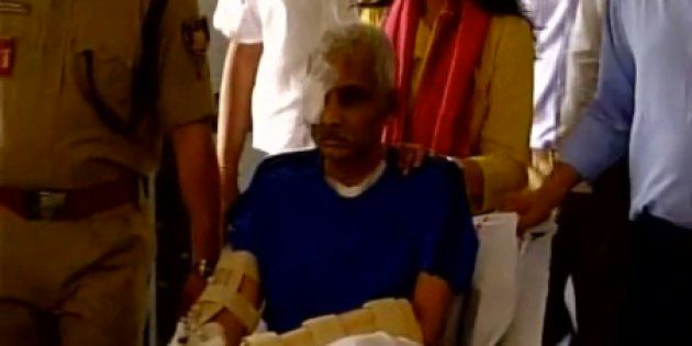 In Coma For Almost 2 Months After Being Shot Nine Times, CRPF Commandant Chetan Cheetah Said To Be Discharged