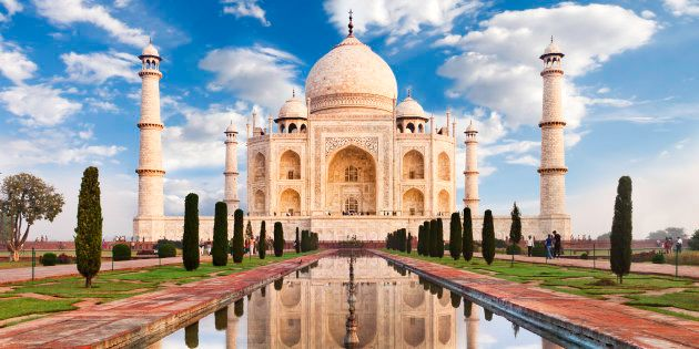 Mud Therapy Being Used As Taj Mahal Changing Colour, Says