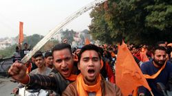 Bajrang Dal Forces Bhopal School To Shutdown Because Of Ram