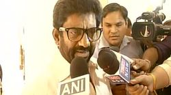 Bully Shiv Sena MP Ravindra Gaikwad Finally Flies On A Chartered Flight To
