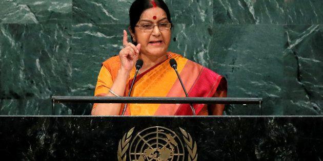 India Will Become A Permanent Member Of UN Security Council, Sushma Swaraj Tells Rajya