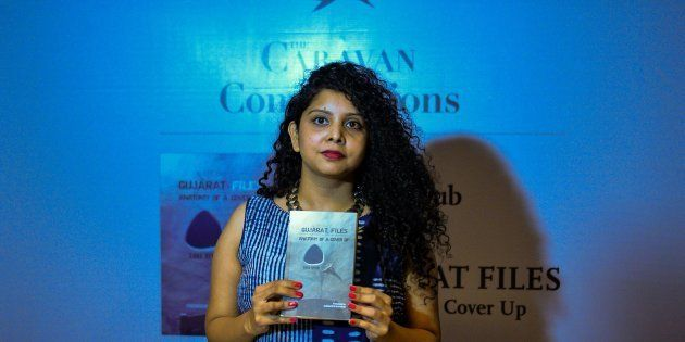 Indian Employee Of UAE-Based Company, Who Sent Sexually Explicit Messages To Journalist Rana Ayyub,