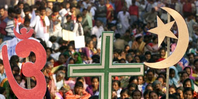 RSS Claims That 53 Families 'Returned' To Hinduism In Its 'Christianity-Free'CampaignIn