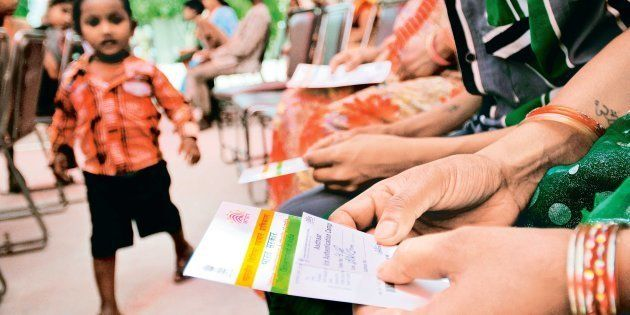 IT Department Makes Aadhaar Linkage Mandatory For Bank Accounts Opened In A Certain