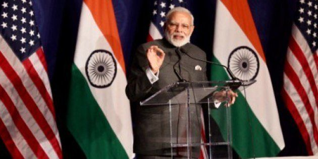 'No Nation Questioned India's Surgical Strikes', Says Narendra Modi In The