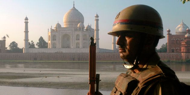 ISIS Not Involved In Agra Explosions, Says