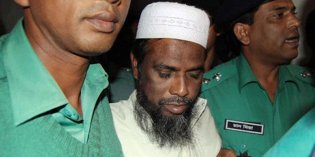 Bangladesh Executes HuJi Chief, 2 Others For 2004 Shrine