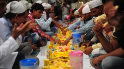 Udupi Sri Krishna Temple Organizes Iftar Party In Its Premises For The First