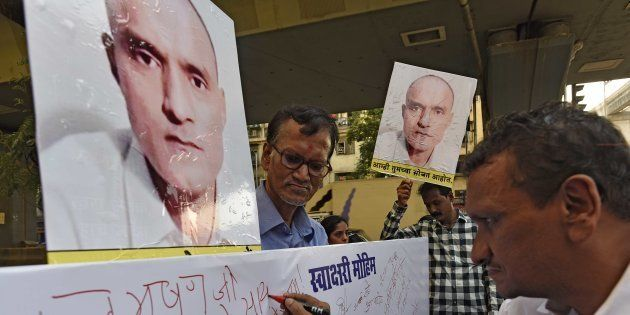 Kulbhushan Jadhav Death Row: India Says It Has No Clue About His Whereabouts, Is In Touch With