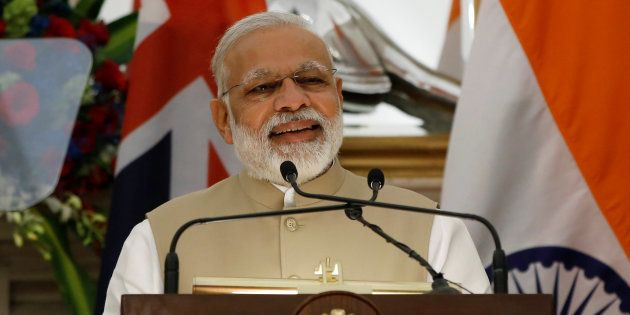 Prime Minister Launches Aadhar Pay Through BHIM