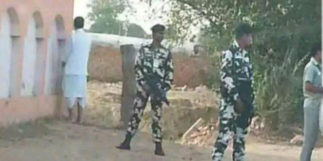 Union Minister Radha Mohan Singh Mocks Modi's Swachh Bharat Drive, Caught Urinating In
