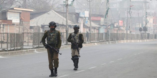Five Arrested For Allegedly Heckling CRPF Jawan In