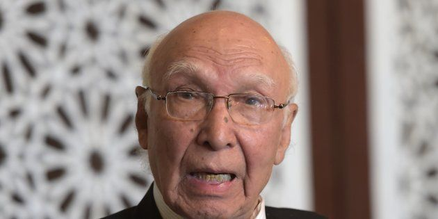 Kulbhushan Jadhav's Death Sentence Based On 'Credible And Specific' Evidence, Says Pak's Sartaj