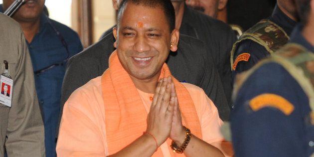 Uttar Pradesh Chief Minister Yogi