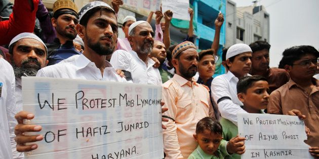 Even As Modi Condemns Violence, Muslim Trader Lynch By Mob In Jharkhand Over