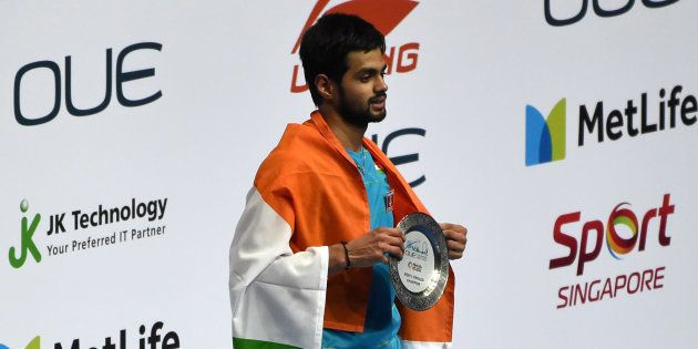 Sai Praneeth Beats Srikanth Kidambi In Singapore Open Final To Clinch Maiden Super Series
