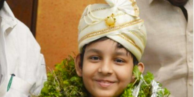 11-Year-Old Hyderabad Boy Clears Class XII
