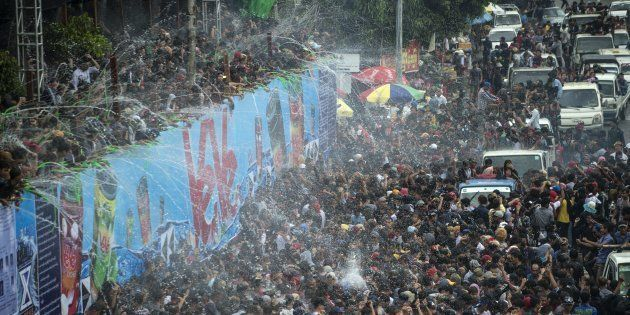 285 People Killed, 1073 Injured During Four-Day Water Festival In